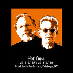 2011-07-15 & 2015-07-19 Great South Bay Festival, Patchoque, NY (Live)