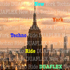New York Techno Ride… Techno Music, Sound Scape of New York City: A New Generation of Chillout Sound.