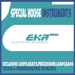 Special House Instruments DJ Tools