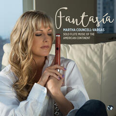 Fantasia: Solo Flute Music of the American Continent