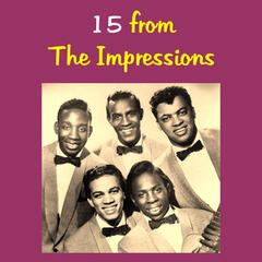 15 from the Impressions