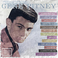 The Many Sides of Gene Pitney