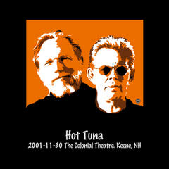 2001-11-30 Colonial Theatre, Keene, Nh (Live)
