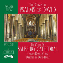 The Complete Psalms of David Volume 2