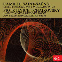 Saint-Saën: Concerto for Cello and Orchestra - Tchaikovsky: Variations on a Rococo´s Theme