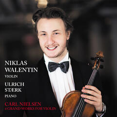 Carl Nielsen 4 Grand Works for Violin