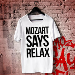Mozart Says Relax