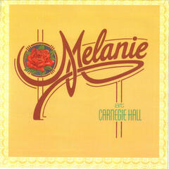 Melanie at Carnegie Hall