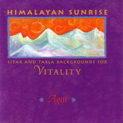 Himalayan Sunrise - Sitar And Tabla Backgrounds For Vitality