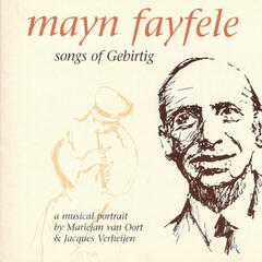 Mayn Fayfele. Songs of Gebirtig