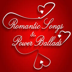 Romantic Songs & Power Ballads in English. Best Love Songs 80's 90's