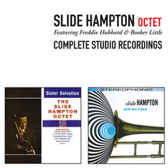 Complete Studio Recordings by the Slide Hampton Octet (Bonus Track Version)