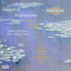 Images & Impressions: Music for Flute and Harp