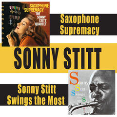 Saxophone Supremacy + Sonny Stitt Swings the Most