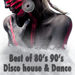 Best 80's 90's Disco House & Dance Music Hits. Greatest Electronic Songs