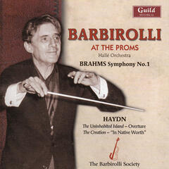 Barbirolli at the Proms – 1954