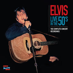 Live in the 50's - The Complete Concert Recordings