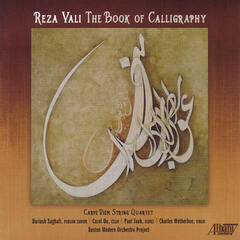Reza Vali: The Book of Calligraphy