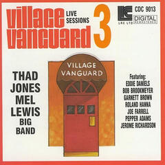 Village Vanguard Live Sessions Volume #3