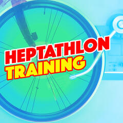 Heptathlon Training