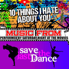 Music from 10 Things I Hate About You & Save the Last Dance