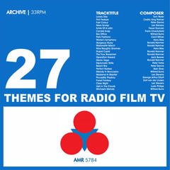Themes for Radio, Film and Television, Vol. 27