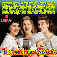 The Andrew Sisters 16 Exitos