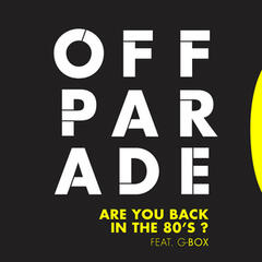 Are You Back in the 80's ? - Single