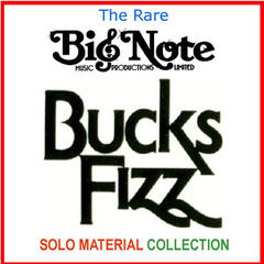 The Rare Big Note Music Productions Limited Bucks Fizz Solo Material Collection