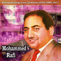 Bollywood Songs: From 28 Movies (1955-1980), Vol. 1