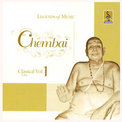 Chembai Classical, Vol. 1 (Live)
