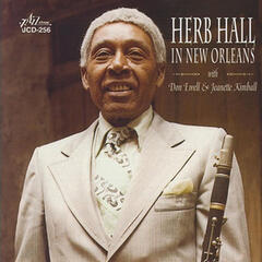 Herb Hall in New Orleans