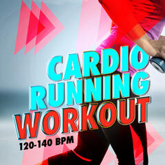 Cardio Running Workout (120-140 BPM)