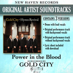 Power in the Blood (Performance Tracks)