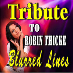 Tribute to Robin Thicke: Blurred Lines (Instrumental)
