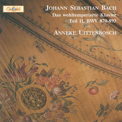 Bach: The Well-Tempered Clavier Book Part II, BWV 870-893