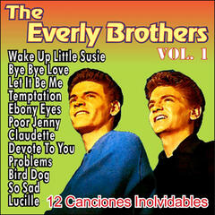 The Everly Brothers - 12 Canciones Inolvidables - Vol.1