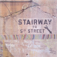 Stairway To 5th Street