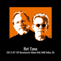 2012-07-30 Sweetwater Music Hall, Mill Valley, Ca (Live)