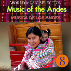 World Music Selection, Music Of The Andes 8