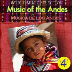 World Music Selection, Music Of The Andes 4