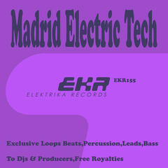 Madrid Electric Tech DJ Tools