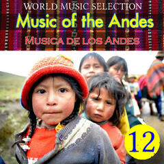 World Music Selection, Music Of The Andes 12