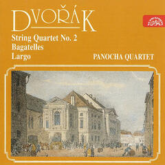 Dvořák: String Quartet No. 2, Bagatelles, Largo