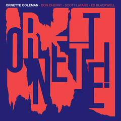 Ornette! (feat, Don Cherry) [Bonus Track Version]