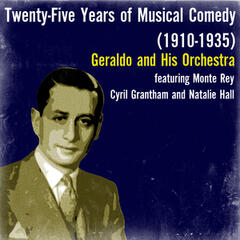 Twenty-Five Years of Musical Comedy (1910-1935)