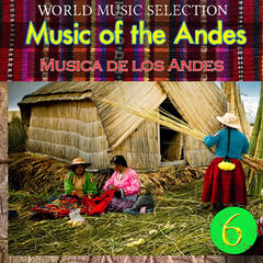 World Music Selection, Music Of The Andes 6
