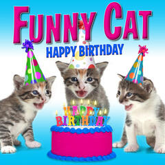 Happy Birthday (Funny Cats Singing Version)