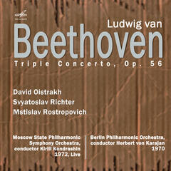 Beethoven: Triple Concerto for Violin, Cello, and Piano in C Major, Op. 56