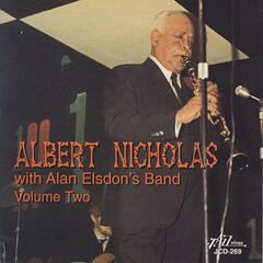 Albert Nicholas with Alan Elsdon's Band, Vol. 2
